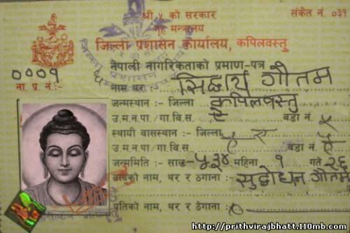 Nepali Citizenship