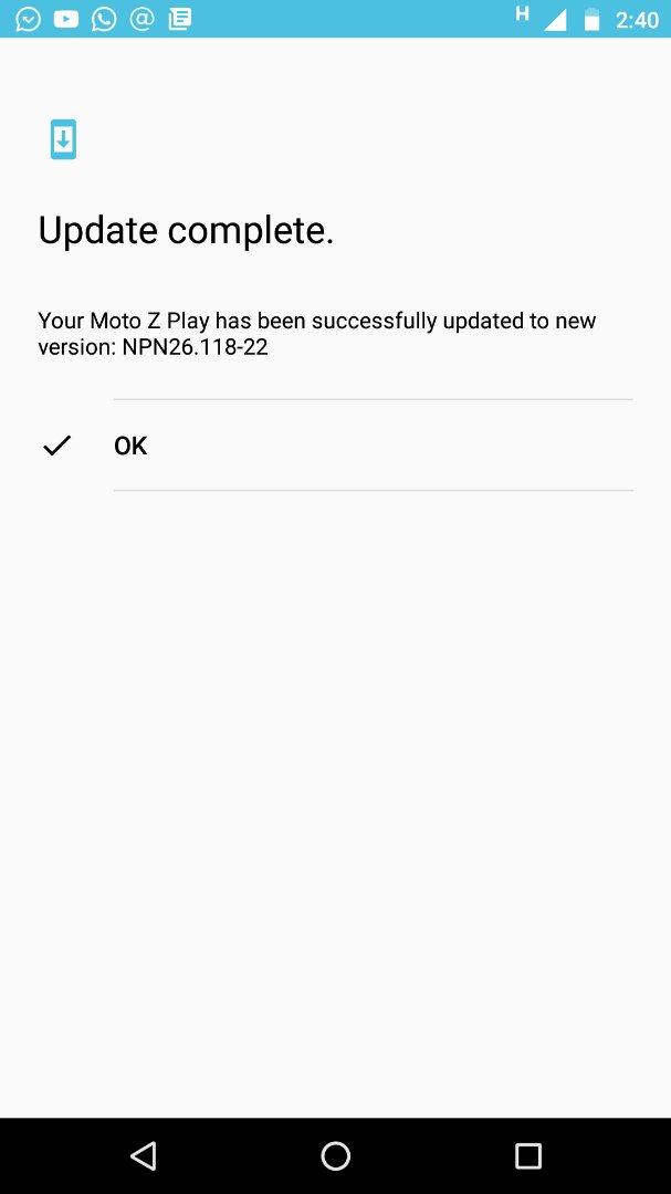 MOTO Z PLAY – NPN26.118-22